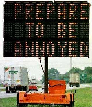 Traffic Jam Alert - prepare to be annoyed
